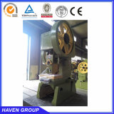 Máquina da imprensa de perfurador da imprensa de potência mecânica da série J23