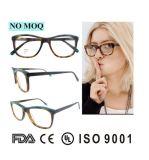 2016年のデザイナー光学フレームの高品質の接眼レンズのばねのヒンジ