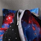 Conjunto casero del lecho de la materia textil de Microfiber de la galaxia de la colección barata del cielo nocturno