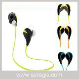O universal ostenta o fone de ouvido estereofónico dos auriculares de Bluetooth CSR4.0 com resposta automática