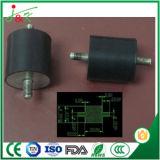 La vibración Compactador amortiguador de goma