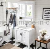 China-hölzerner moderner Entwurfs-Badezimmer-Eitelkeits-Schrank (ACS1-W84)