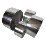 El papel de aluminio Cinta de Plata de aislamiento de HVAC de conducto de la cinta de aluminio