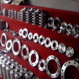 造られたフランジまたはステンレス鋼のフランジか鋼鉄フランジの炭素鋼のフランジまたは溶接首のフランジ。 停止する造られたステンレス鋼のフランジを開きなさい