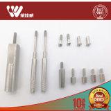 Kundenspezifische CNC-Präzisions-maschinell bearbeitende Aluminiumteile