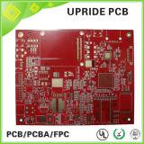 Diseño de múltiples capas de la tarjeta de circuitos de la alta calidad de la inmersión del oro del PWB