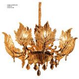 現代Swarovskiの水晶装飾のシャンデリア、据え付け品ランプpH370