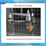 Ролик стул испытательного устройства пола самоустанавливающиеся колеса сопротивление тестера ISO 4918