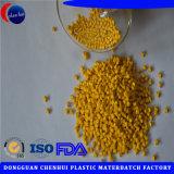 2018 LDPE/HDPE 40% gelbes Pigment-Gelb Masterbatch