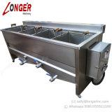 Máquina de blanqueo vegetal de la alta patata eficiente