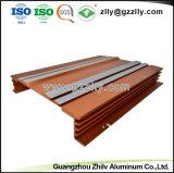 Radiador de aluminio ISO9001 para el coche amplificador