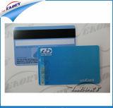Карточка высокого качества пластичная с магнитной прокладкой