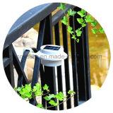 Valla la luz solar de jardín de luz luz inteligente con 3LED