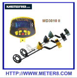 Metal detector sotterraneo dell'oro di MD-3010II, indicatore di posizione sotterraneo del metallo dell'oro