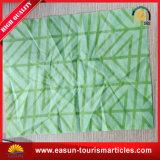 Cassa smontabile del cuscino del cuscino della cassa della federa di bambù del poliestere