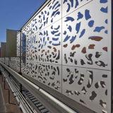 Экраны Perforated декоративного металла напольные