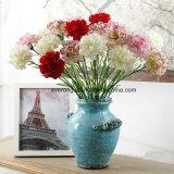 Flores artificiais Kolkata Bouquet de Casamento Rosa Cravo resulta Flores artificiais