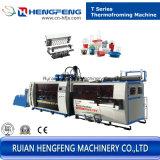 Automatische Plastikcup Thermoforming Maschine