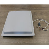programa de lectura integrado de la frecuencia ultraelevada RFID del rango largo del 10m~15m ISO18000-6c/6b
