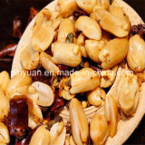 중국 매운 땅콩에 의하여 통조림으로 만들어지는 식사