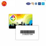 Carte à puce de Smart Card DESFire EV1 d'IDENTIFICATION RF d'impression d'OIN 14443