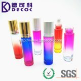 wesentliches Öl-Flaschen-Ozean-Rosafarbene Farben-Glasrollen-Flasche des Duftstoff-10ml