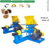 Les aliments pour poissons flottants de grande capacité Pellet Mill Décisions Appuyez sur la machine