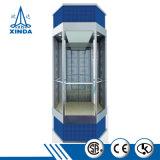 観察のエレベーターの長方形のガラス安いパノラマ式のエレベーター