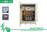 Tesgz-250kVA avec le transformateur d'isolement à l'intérieur du fléau/du type électriques triphasés régulateur de tension de poste