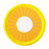 Conception différente du grain écologique PVC coloré Coaster pour la vente