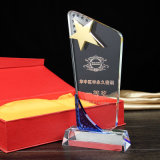 Trofeo di cristallo del regalo di cristallo caldo di vendita K9 per il ricordo