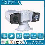 2MP 20x double capteur infrarouge caméra PTZ montés sur véhicule robuste