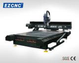 Ezletter avanzó y el ranurador de alta velocidad del CNC del grabado del metal (GR2030ATC)