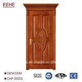 Constructeur en bois de porte de la Chine