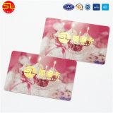 Metter in contatto con le schede Sle5542/Sle5528/FM4442/FM4428 del PVC del getto di inchiostro del chip di CI