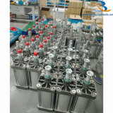Cilinder van de Lucht van het aluminium de Pneumatische