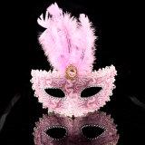 Het Masker van de veer voor de Dansende Maskerade van Halloween van de Partij