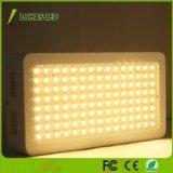 120HP 5W chips LED 600W luz crescer vegetais melhoradas espectro completo de LED para Interior crescer a luz com marcação RoHS Aprovação FCC