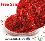 Hoog - dichtheid Rode Masterbatch voor Plastic Geblazen Blazende Fles