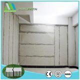 Thermal/isolação/painéis de sanduíche à prova de fogo do cimento do EPS para a parede interna e exterior
