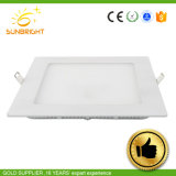 Blanco natural 6400k la iluminación del panel LED