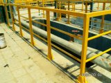 GRP/FRP Handrails&Square Tubes&Pipes&Roundの管か反紫外線またはAnti-Corrosion