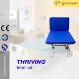 Examen eléctrico mesa de tratamiento y terapia