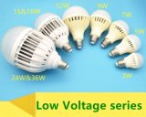 12W Lampe solaire LED basse tension