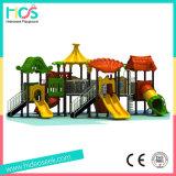 子供のための海賊様式の遊園地の運動場装置