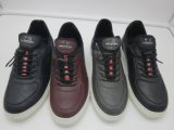2017 bequeme beiläufige PU-Schuhe der heißen Verkaufs-Männer