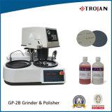 Gp 시리즈는 디스크 자동적인 닦는 비분쇄기/실험실 닦는 기계를 골라낸다