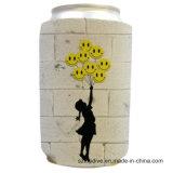 Geïsoleerdn kan Comfortabel van het Neopreen van de Houder van de Fles van het Bier van de premie Gedrongen Koeler
