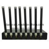 80W de puissance réglable signal brouilleur bloqueur Bluetooth Wifi/2g 3g 4g brouilleur de téléphone cellulaire