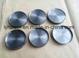 De Smeltkroes van het Tantalium van de Dichtheid van de hoge Zuiverheid van Dikte 5mm van de Bodem